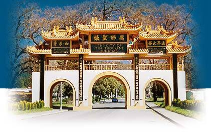 法界佛教總會‧萬佛聖城 Dharma Realm Buddhist Association / The City of Ten Thousand Buddhas