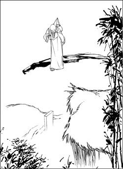 达摩祖师西来意(二) - 天心月圆 - 天心月圆
