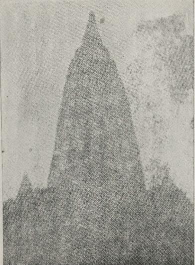 佛陀伽耶大塔(印度佛教四大胜迹之一)